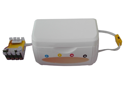 Ciss Continuous Ink Supply System For Epson Printer