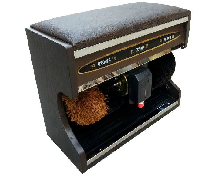home shoe shine machine