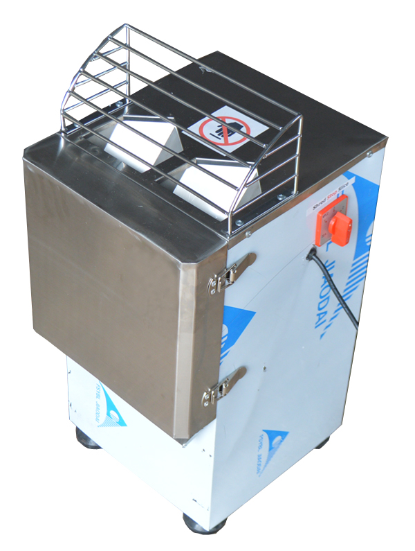 220v Electric Potato Slicer Cutting Machine Commercial