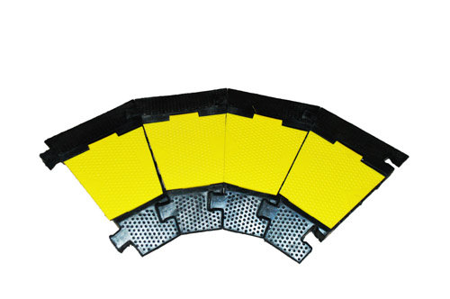 Electric Cord Cover Mats Hard Floors For