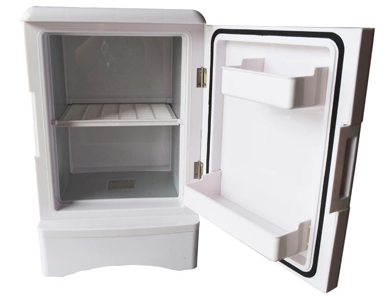 Compact Fridge For Dorm: 12 Volt Fridge Mini Cooler Compact 12V Travel Refrigerator
