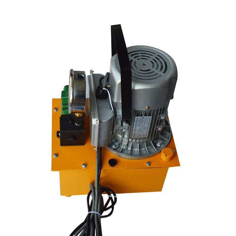 Hydraulic Hand Control Valve : Hand held control electric hydraulic pump power single