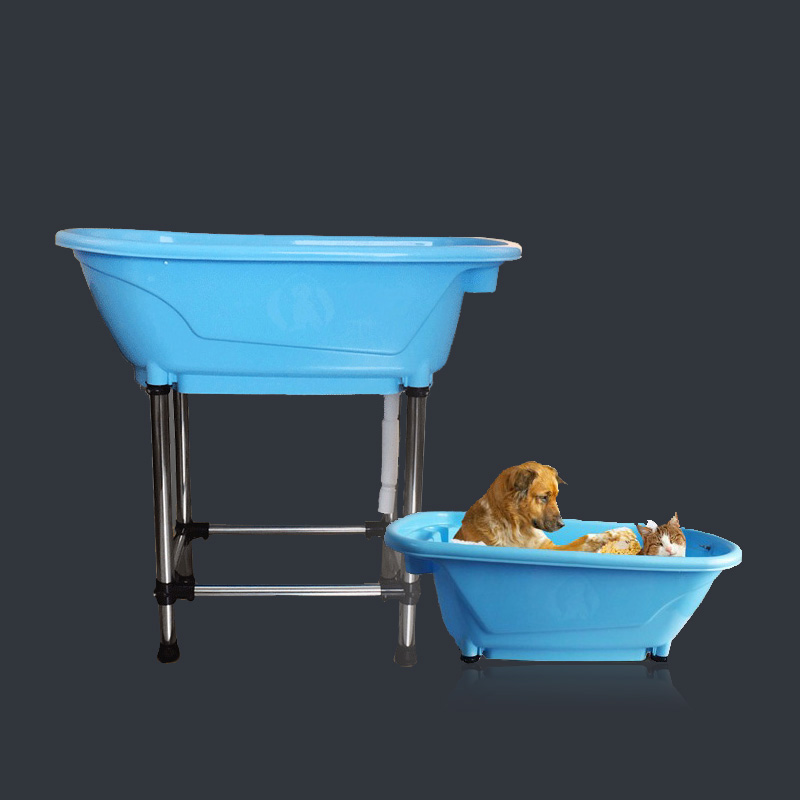 Pet Dog Cat Puppy Washing Shower Grooming Portable Bath