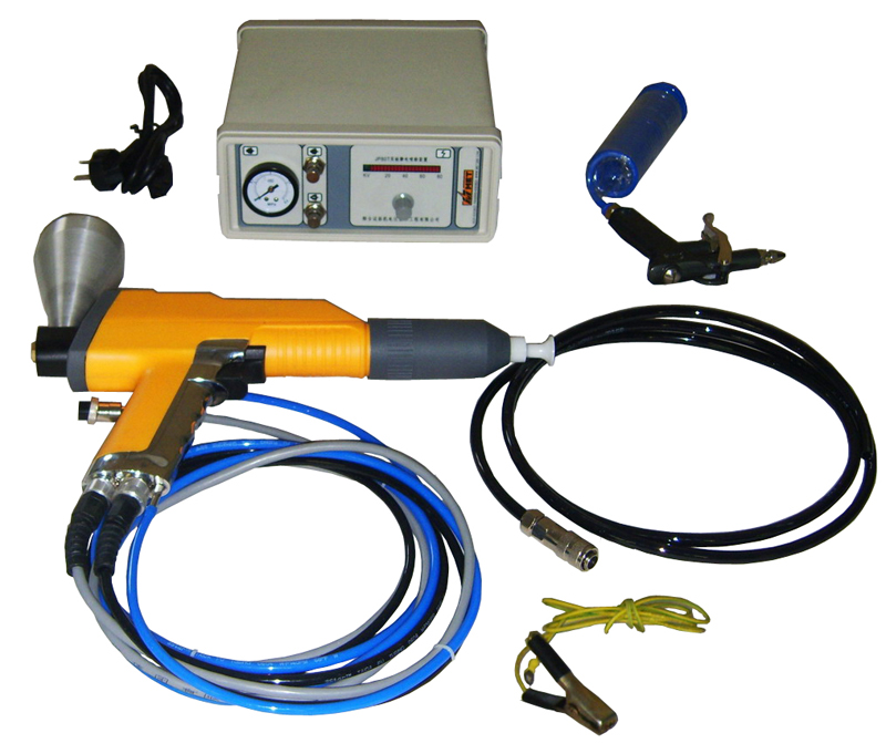 Electrostatic Powder Coating Gun Painting Equipment