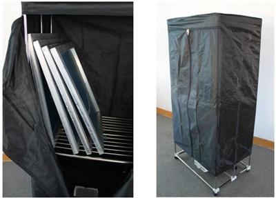 4 Color Screen Printing Materials Press Kit Exposure/ Drying ...