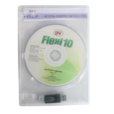 Flexi 10 For 1000g Plotter(004501)