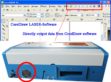 110V 2030 laser engraving machine low specifications