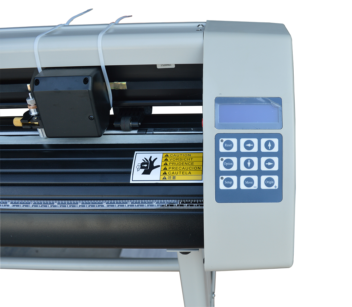 34inch Cutting Plotter With Artcut 2009 Software