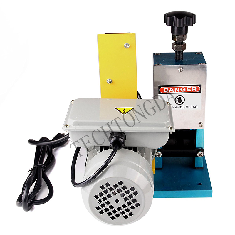 powered wire stripping machine