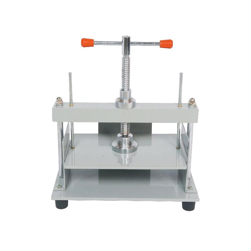 INTBUYING Steel Bookbinding Press Screw Press Bookbinder