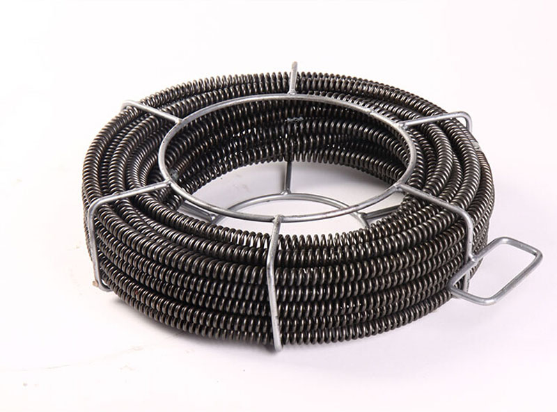 65 215 5 8 Sectional Pipe Drain Cleaning Cable