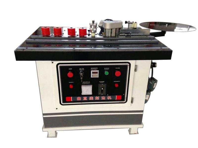 Automatic Linear Edge Bonding Machine 220V