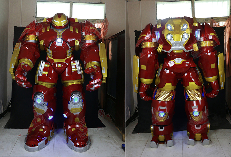 Iron Man 44th Full Set Wearable Armor 1 1 3d Paper Model