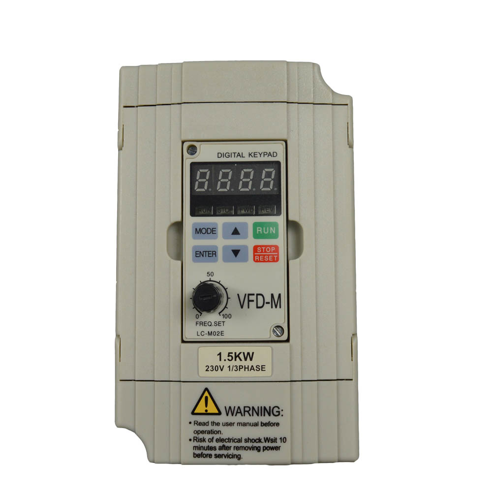 15kw 7a Single Phase Variable Frequency Drive Circuit