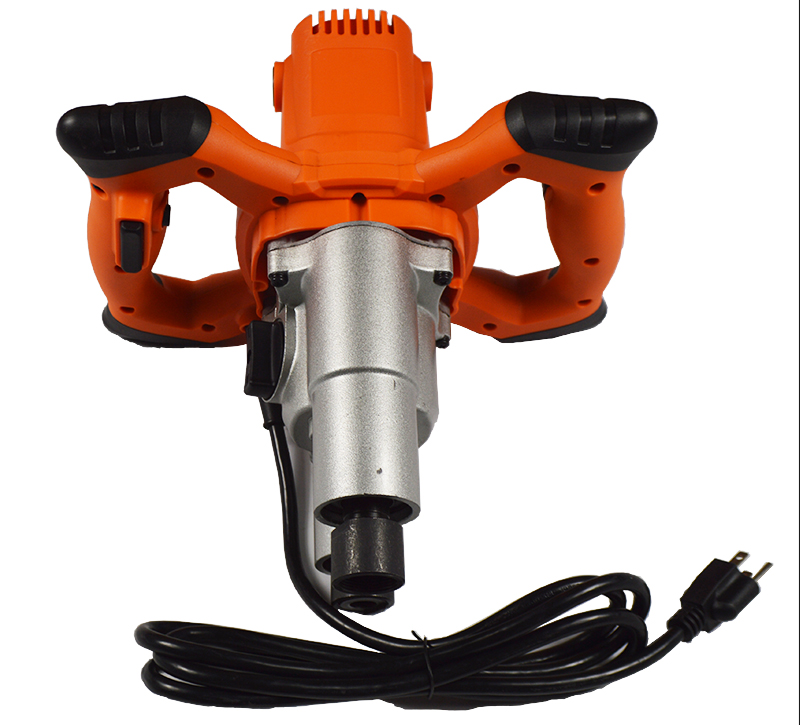 110v 1600w Electric Cement Concrete Mortar Hand Held Mixer