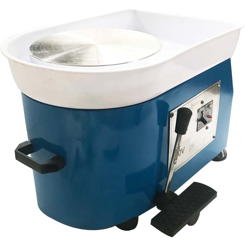 25CM 250W 110V Electric Pottery Wheel Machine Ceramic Work Clay Art Craft in U.S