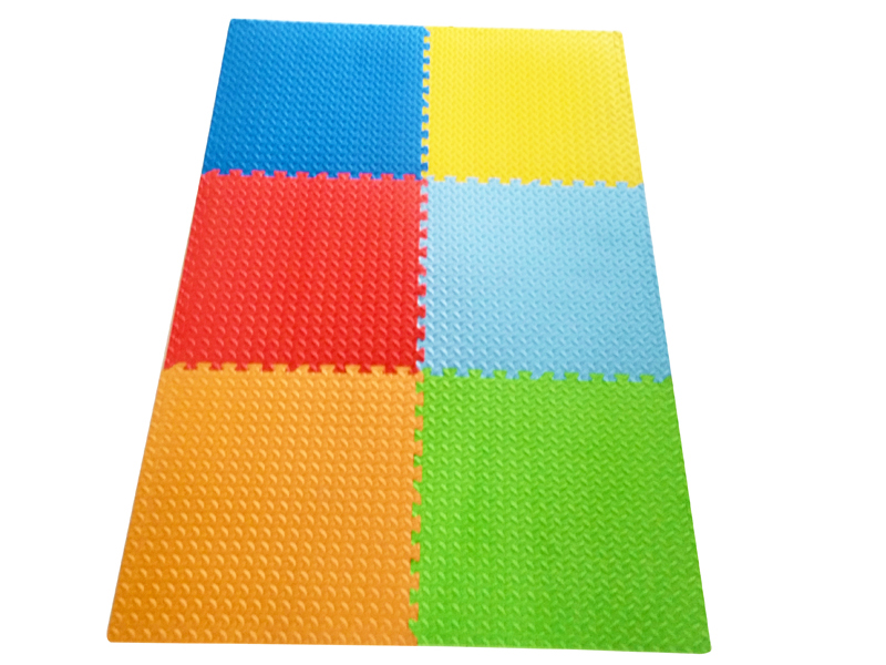 18 Tiles 72sq Ft Interlocking Eva Foam