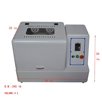 Alumina Ceramic Lab Planetary Ball Grinding Mill