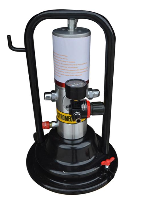 High Pressure Lubricator : Gallon l air pneumatic grease pump lubricator high