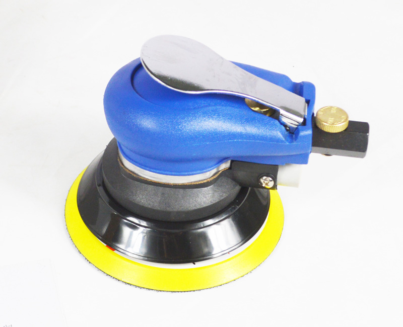 "5/"" Air Palm Sander Random Orbital D A Paint Bondo Sander Auto Body 9000 RPM"